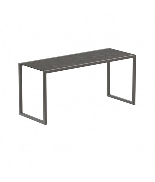 NINIX BARTABLE BRONZE WITH CERAMIC TABLE ...