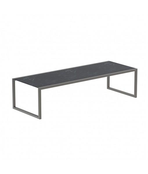 NINIX 300 TABLE FRAME BRONZE + ...