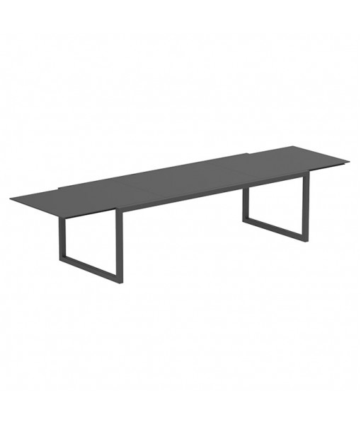 NINIX EXTENDABLE TABLE 100X240/360 FRAME + ...