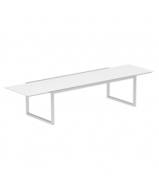 NINIX EXTENDABLE TABLE 100X240/360 WITH CERAMIC ...