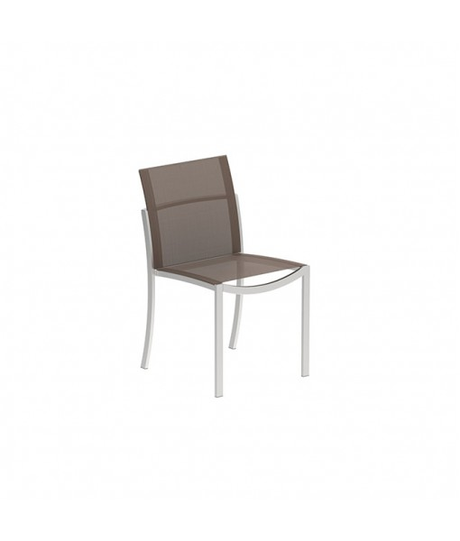 OZON STACKABLE CHAIR INOX FRAME AND ...