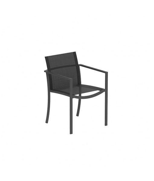 OZON STACKABLE CHAIR FRAME + BLACK ...