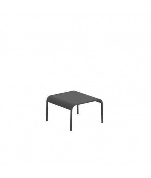 QT50 SIDE TABLE 50X50CM BLACK WITH ...