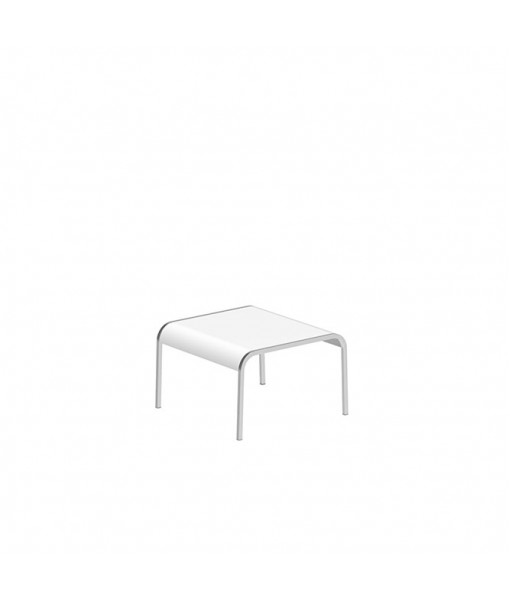 QT50 SIDE TABLE 50X50CM WITH ALU ...