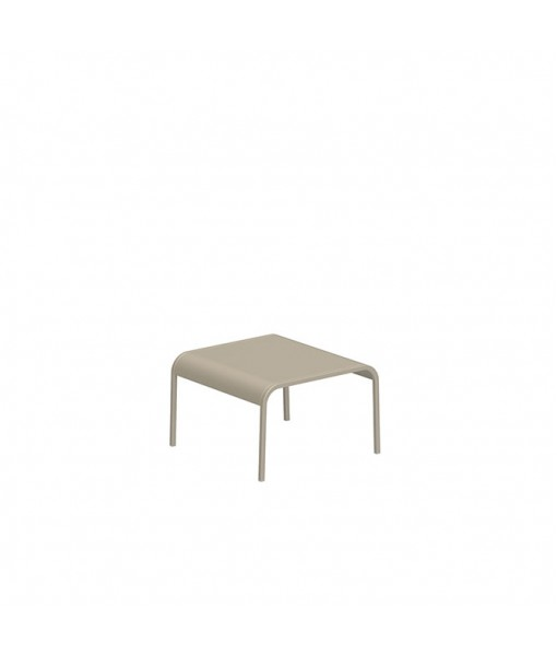 QT50 SIDE TABLE 50X50CM SAND WITH ...