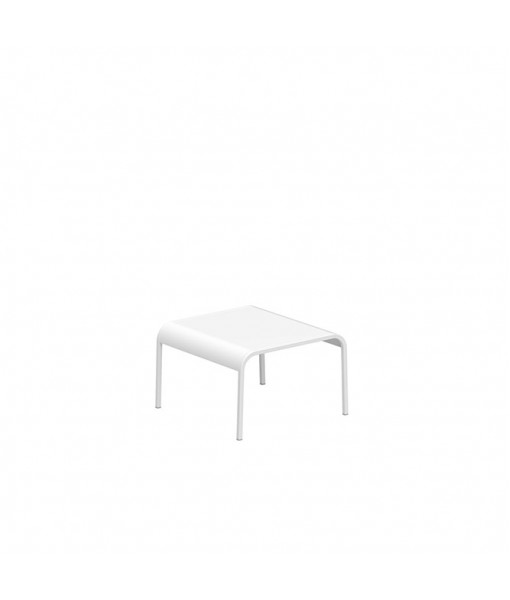 QT50 SIDE TABLE 50X50CM WHITE WITH ...