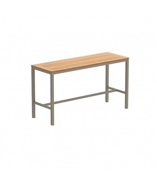 TABOELA HIGH TABLE 200X70CM SAND WITH ...