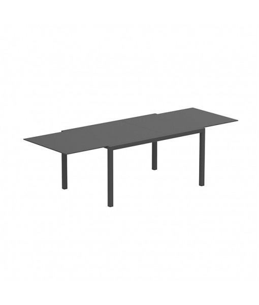 TABOELA EXTENDABLE TABLE 100x150/270 ANTHRACITE + ...