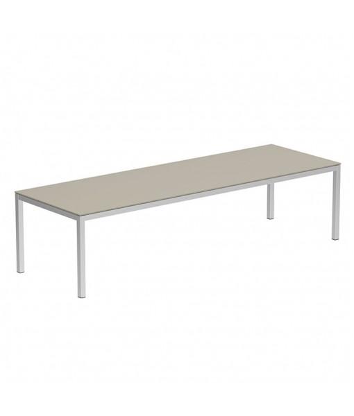 TABOELA TABLE 300X100CM WITH TOP CERAMIC ...
