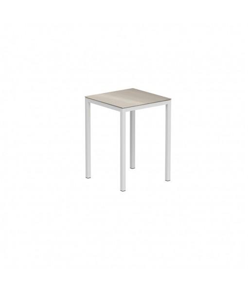 TABOELA HIGH TABLE 80X80CM WHITE + ...