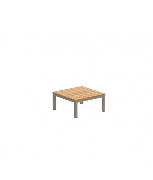TABOELA LOW TABLE 80X80CM SAND WITH ...