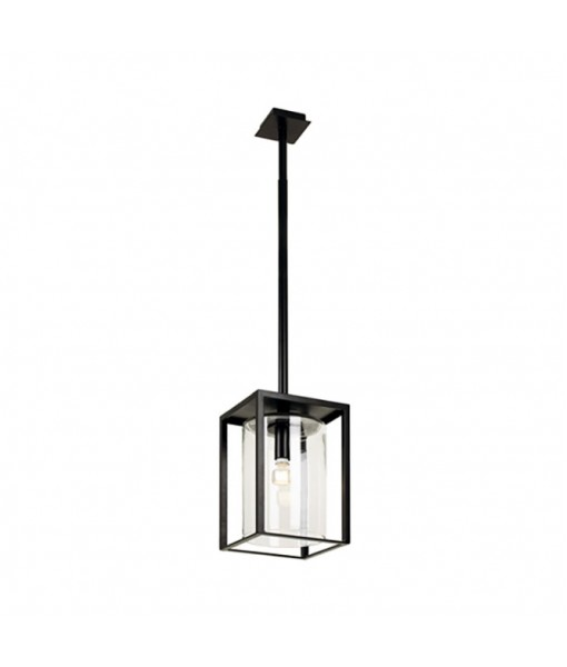 DOME CEILING LAMP LONG CLEAR