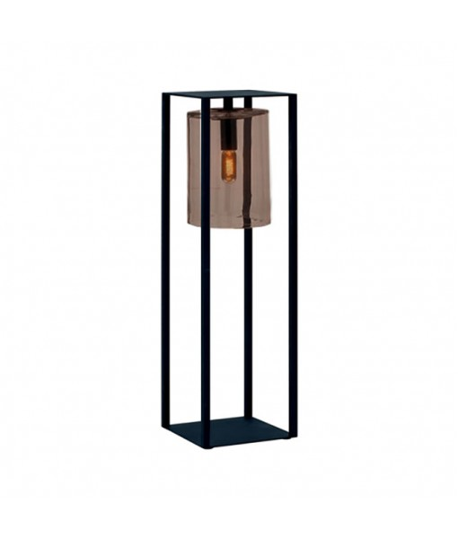 DOME MOVE LAMP ANTHRACITE AMBER