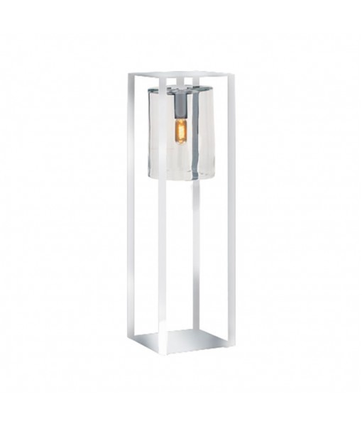 DOME MOVE LAMP WHITE CLEAR