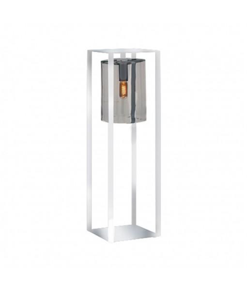 DOME MOVE LAMP WHITE SMOKE