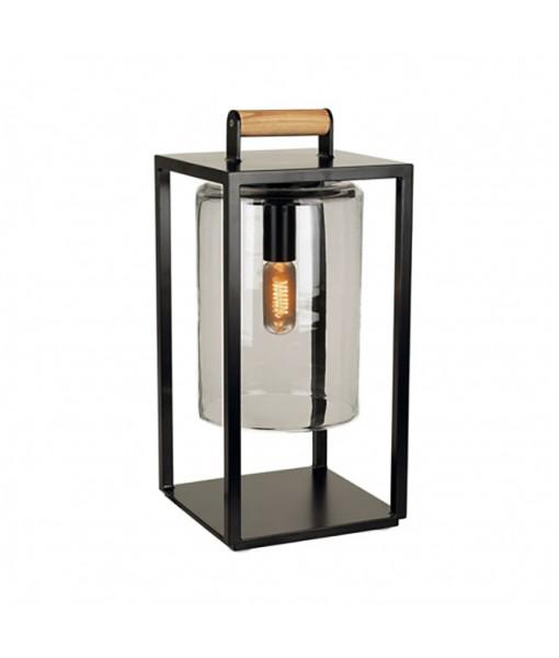 DOME SMALL LAMP ANTHRACITE SMOKE