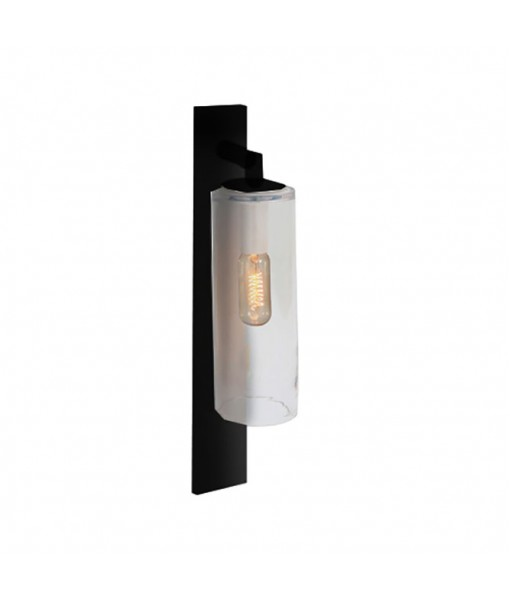 DOME WALL LAMP ANTHRACITE CLEAR