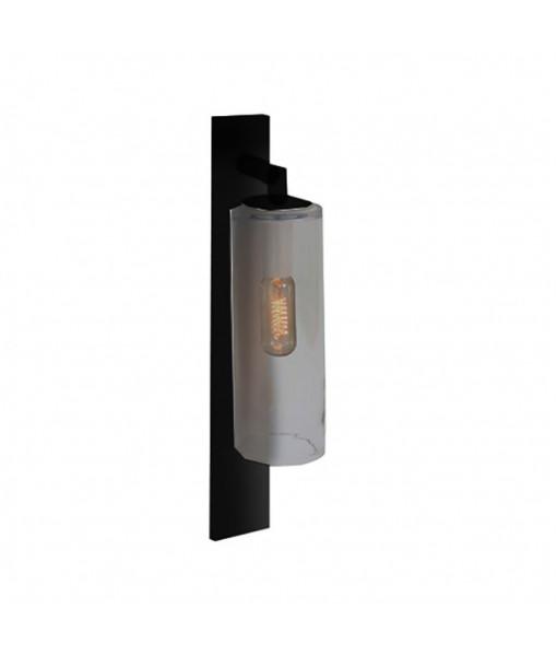DOME WALL LAMP ANTHRACITE SMOKE