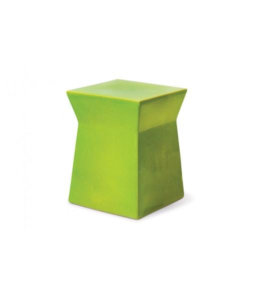 Ceramic Ashlar Stool/Accent Table