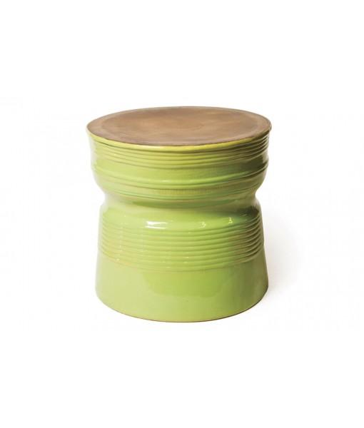Ceramic Ancaris Ring Accent Table