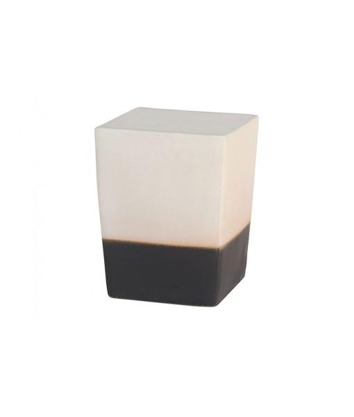 Ceramic Low Luster Two Glaze Square ...