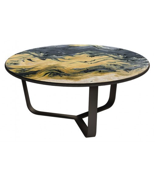 Etna Round Coffee Table | Large