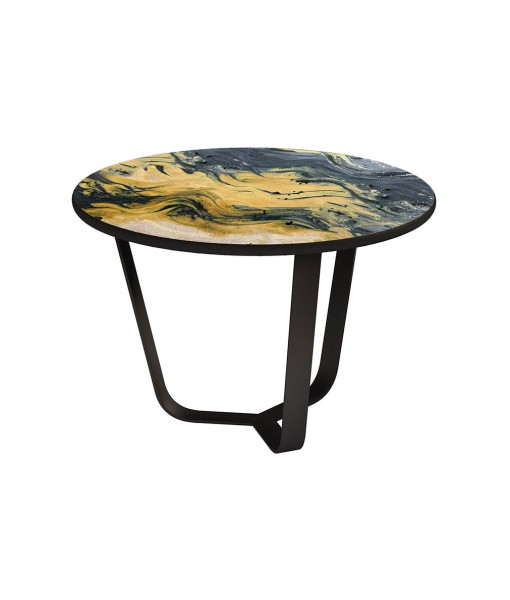 Etna Round Coffee Table | Small