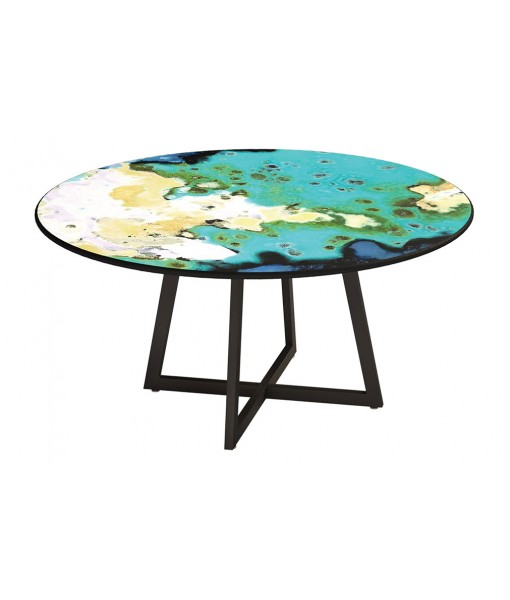 Etna Round Dining Table
