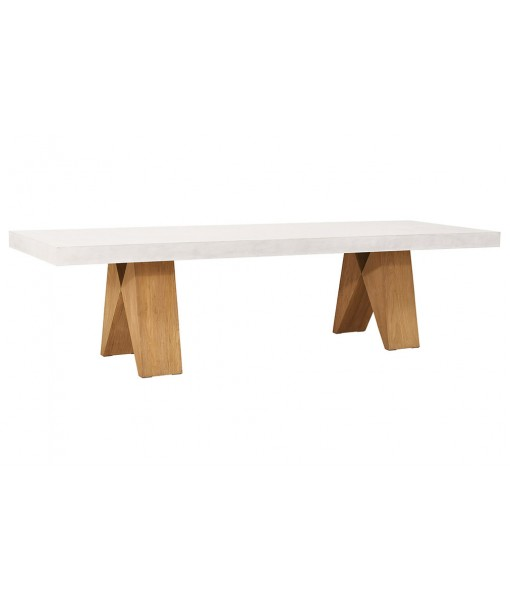 """Clip Dining Table 118"""""""