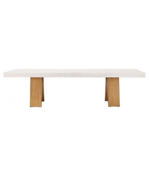 """Clip Dining Table 87"""""""