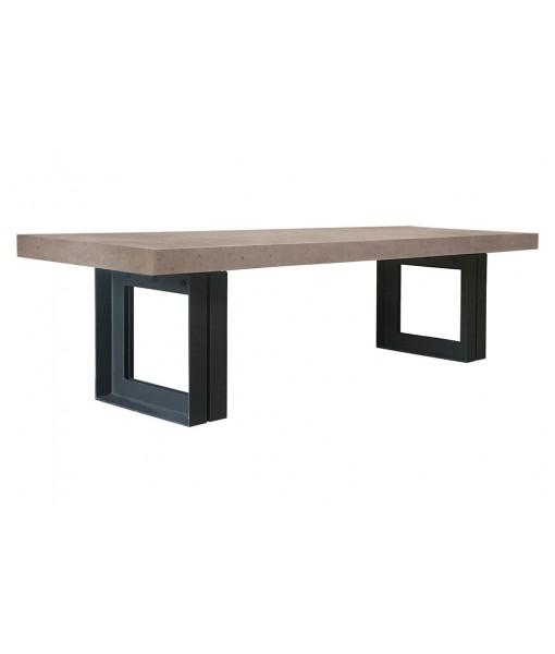 """Perpetual Steel Senza Table 87"""""""