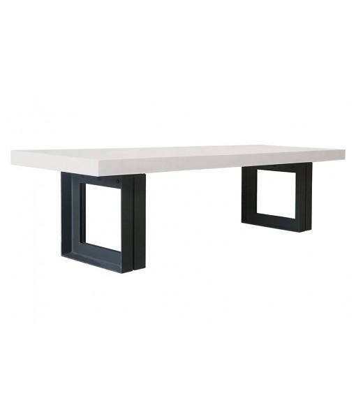 """Perpetual Steel Senza Table 118"""""""