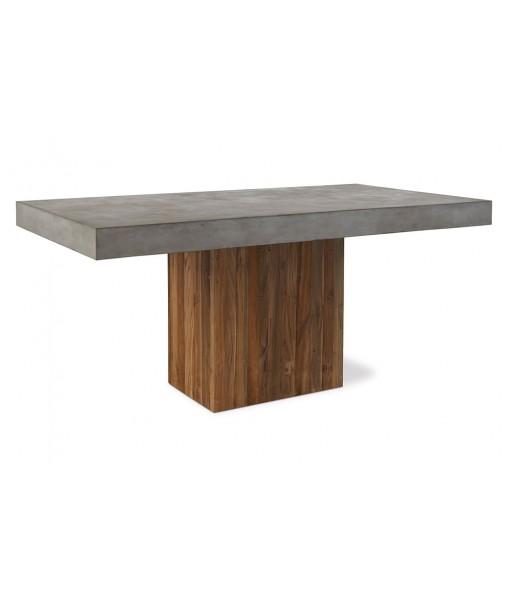 Perpetual Teak Sparta Dining Table