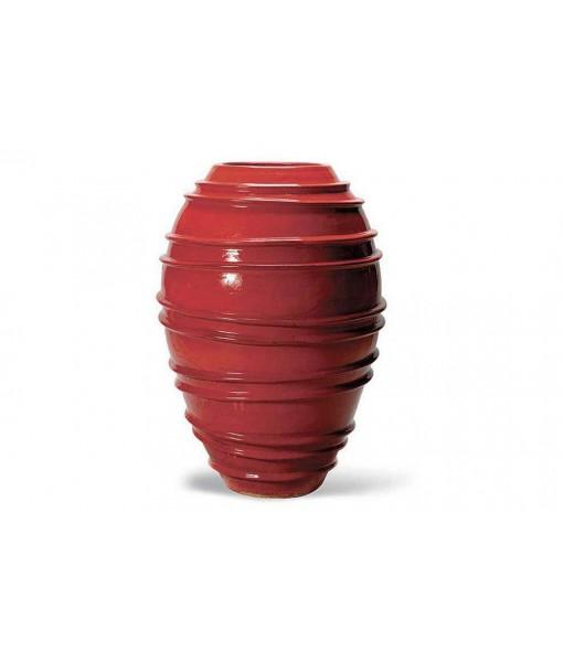 Ceramic Helter Skelter Vase