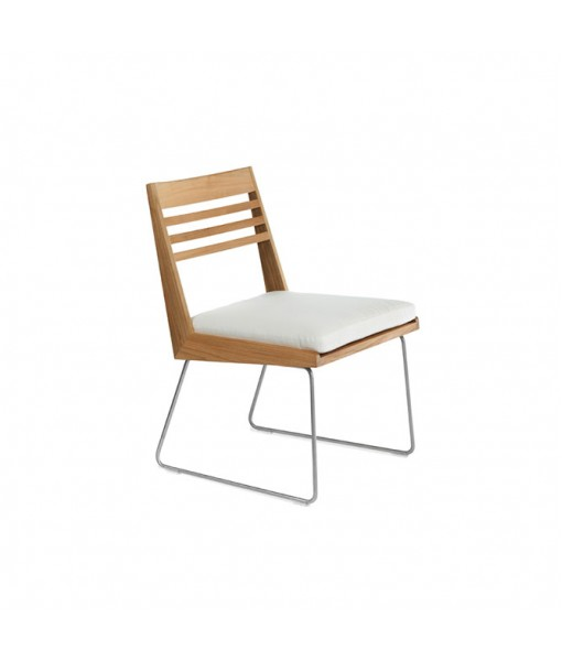 BOOMERANG Dining Side Chair with Seat ...