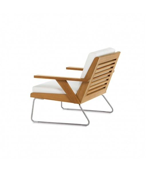 BOOMERANG Lounge Chair with Seat and ...