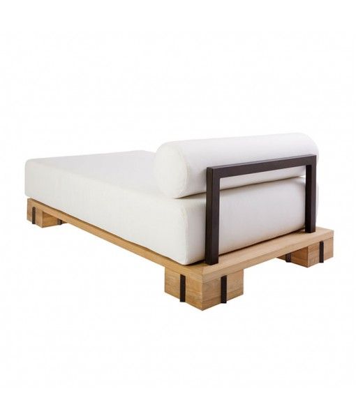 KRIOS Chaise with Seat and Back ...