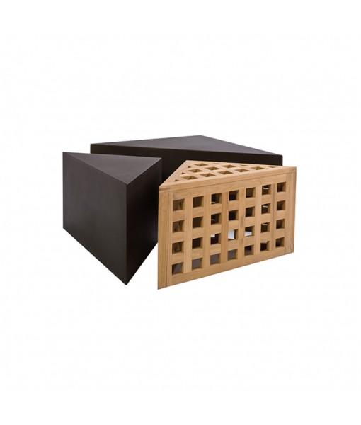KRIOS Three-Piece Coffee Table