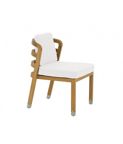 LINLEY Dining Side Chair with Seat ...