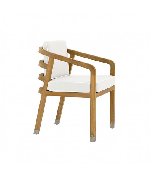 LINLEY Dining Arm Chair with Seat ...