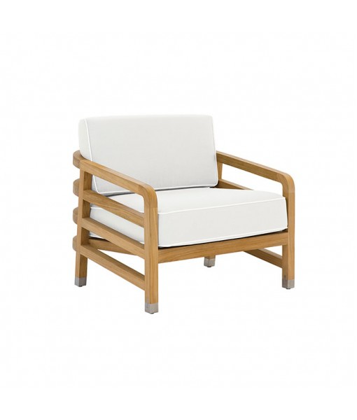 LINLEY Lounge Chair with Seat and ...