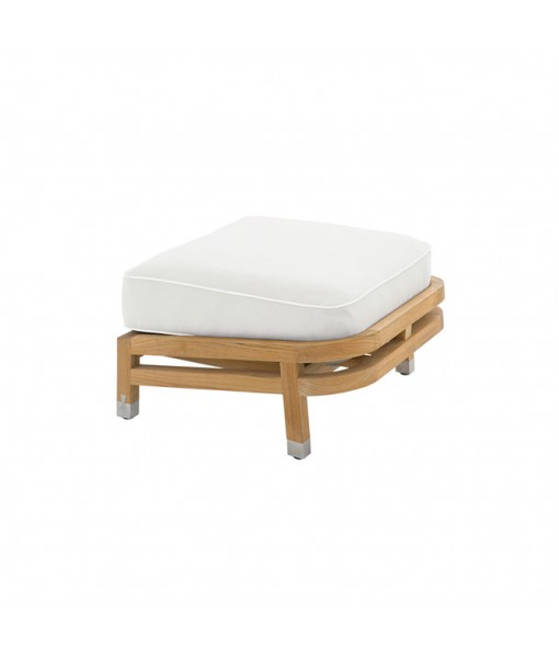 LINLEY Footrest with Cushion