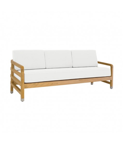 """LINLEY 75"""" Sofa with Seat and ..."""