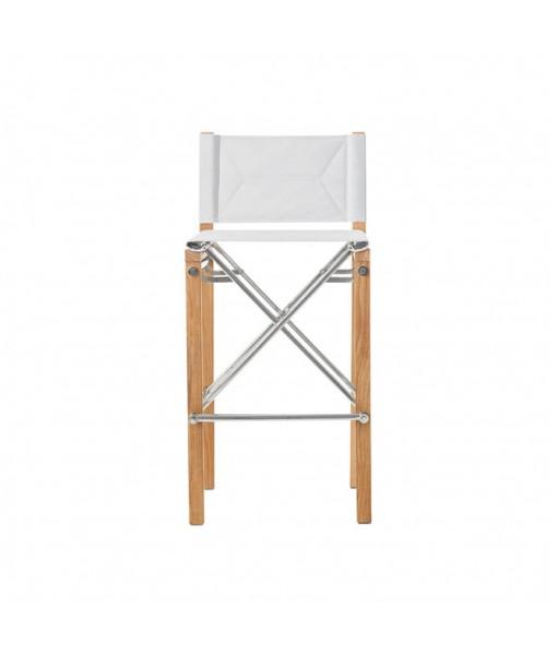 SUNDECK Folding Director's Bar Chair