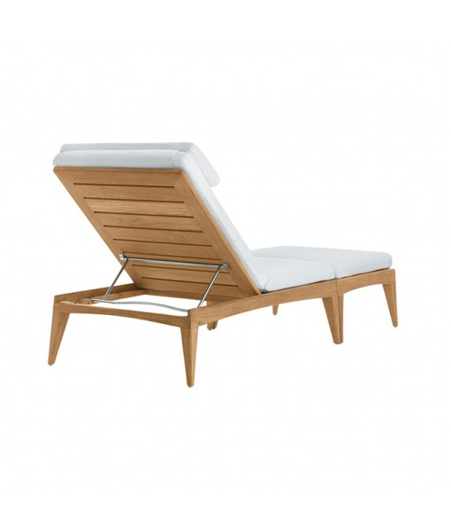 SMOOTHIE Two Piece Chaise With Seat ...