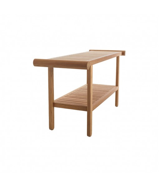 SUMMIT CLASSICS Console Table With Shelf