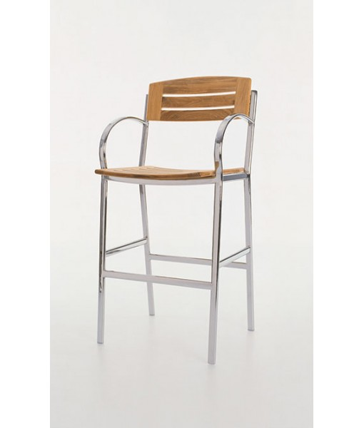 SUMMIT CLASSICS Bar Chair With Arms