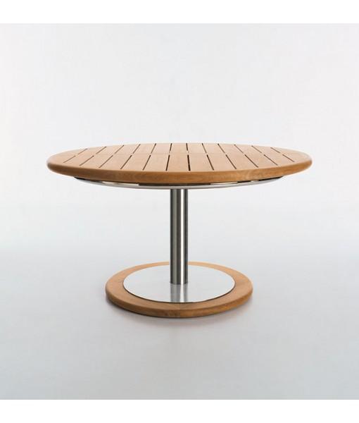 SUMMIT CLASSICS Round Pedestal Dining Table