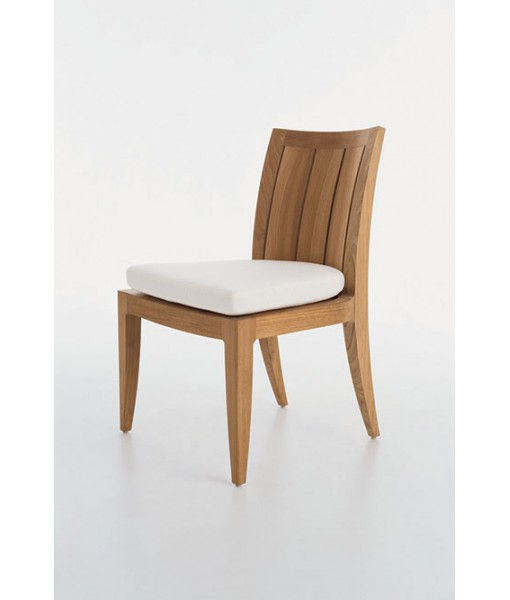 LOGGIA Dining Side Chair With Cushion