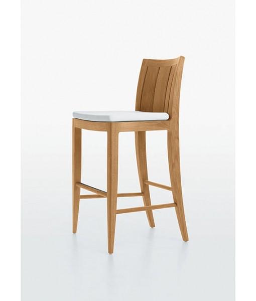 LOGGIA Bar Chair With Cushion
